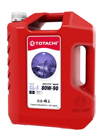 TOTACHI DENTO Hypoid Gear Oil GL-5 80W-90