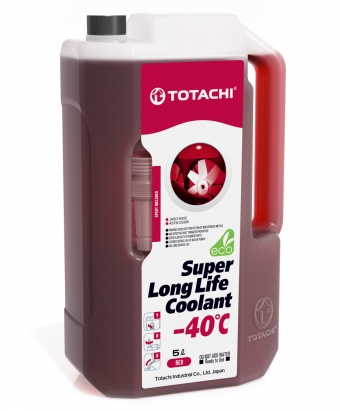 TOTACHI SUPER LONG LIFE COOLANT Red -40C