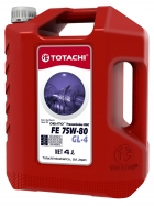 TOTACHI DENTO GEAR OIL SEMI-SYNTHETIC FE 75W-80 GL-4