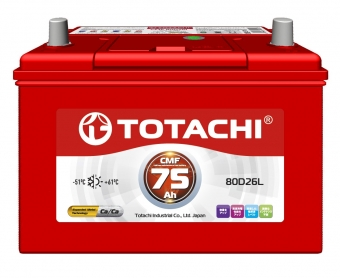 TOTACHI TOTACHI® 75Ah