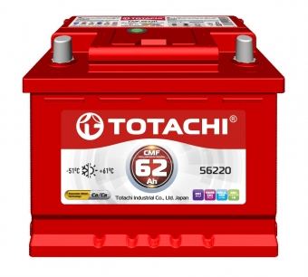 TOTACHI TOTACHI® 62Ah
