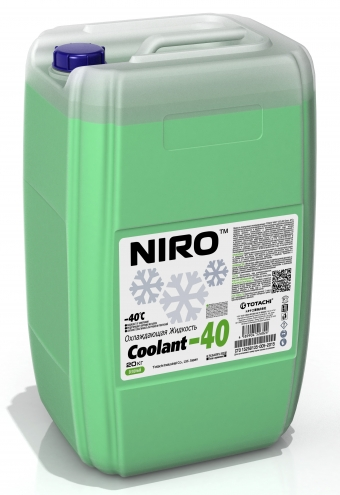 NIRO™ Coolant Green  -40°C