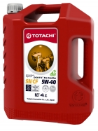 TOTACHI DENTO™ ECO GASOLINE  SEMI-SYNTHETIC 5W-40
