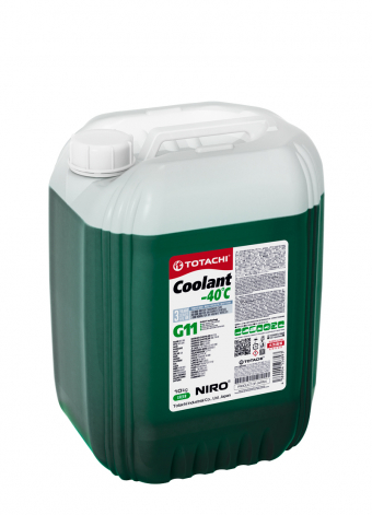 TOTACHI NIRO COOLANT Green -50C