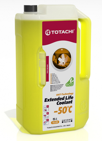 TOTACHI EXTENDED LIFE COOLANT -50°C